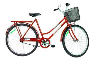 Bicicleta Aro 26 Tropical Cp Lazer Monark