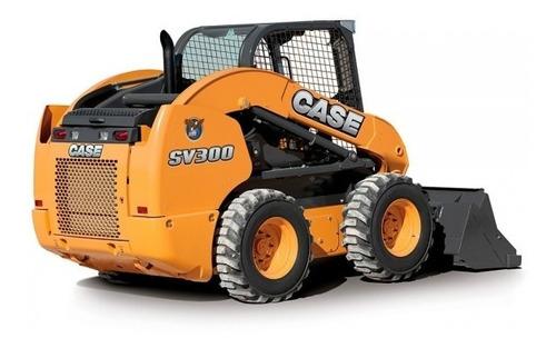 Imagem 1 de 4 de Mini Carregadeira Sv300