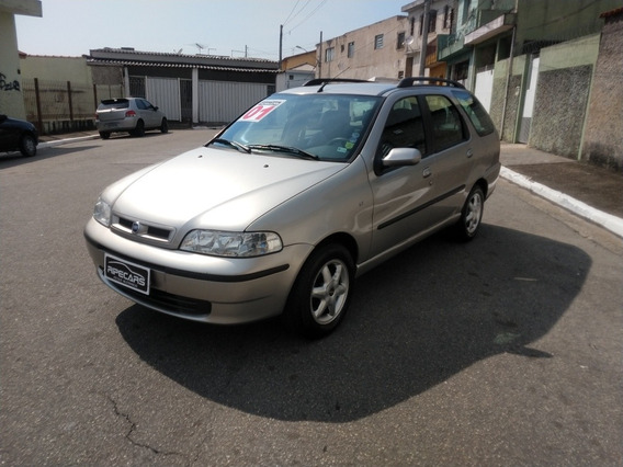 Fiat Palio Weekend 1.6 16v Stile 5p 2001 Unico Dono