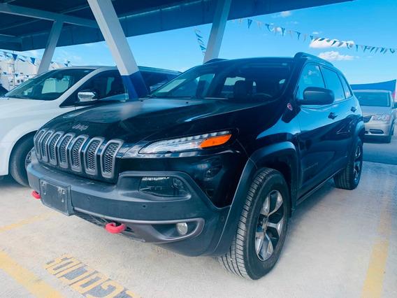 Jeep Cherokee Trail Hawk 2014