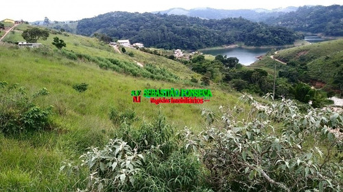 Chácaras Em Jambeiro, Com Vista Para A Represa - 1387