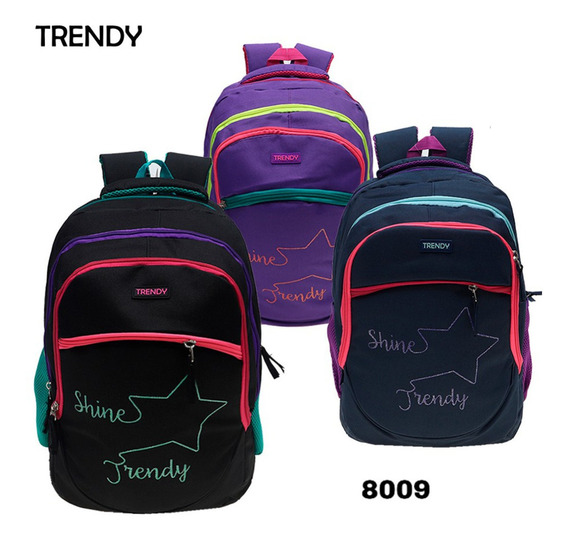 Mochila Trendy Original Ct Mmk 8008 9882 Zoe