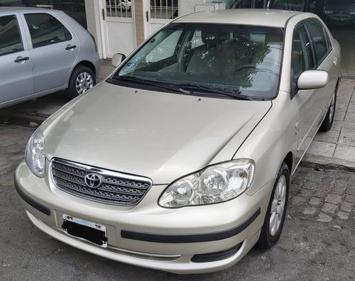 Toyota Corolla 1.8 Xei  C/ Gnc