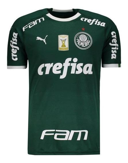 Camiseta Do Palmeiras 2019 Personalizada