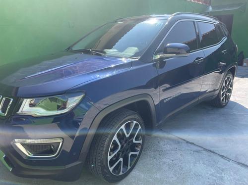 Imagem 1 de 13 de Jeep Compass Limited  2020  21.000 Kms Impecável !!!