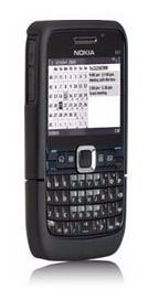 Capa De Silicone Celular Nokia E63 + Película E Frete Gratis