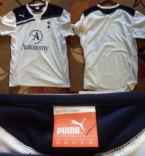 Camisa Do Tottenham 2010-11 Home