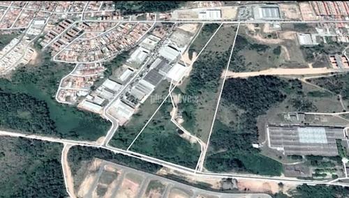 Votorantim Terreno Industrial Com 82.105,0m²  - Pp16089