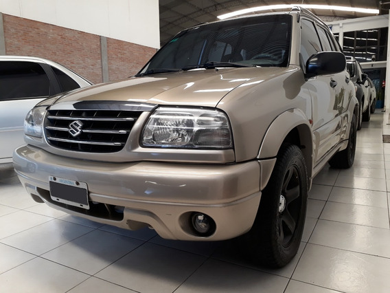 Suzuki Grand Vitara 4x4 2.0 2007 Contado O Financiado