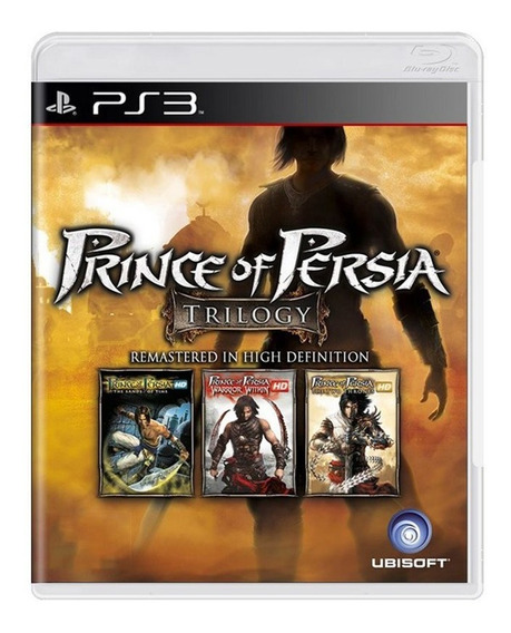 Prince Of Persia Trilogy - Ps3 - Original - Física - Usado