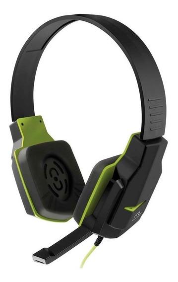 Fone De Ouvido Headset Gamer Verde - Ph146