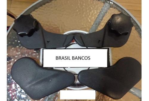 Kit Acabamentos Completo Bancos Corsa / Classic 4 Portas