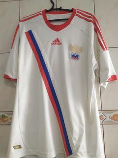 Camisa Rússia 2012
