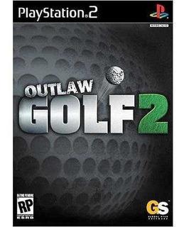 Outlaw Golf 2 - Playstation 2