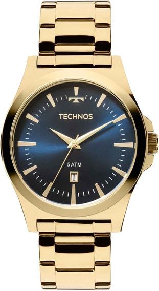 Relógio Technos Classic Steel 2115lan/4a