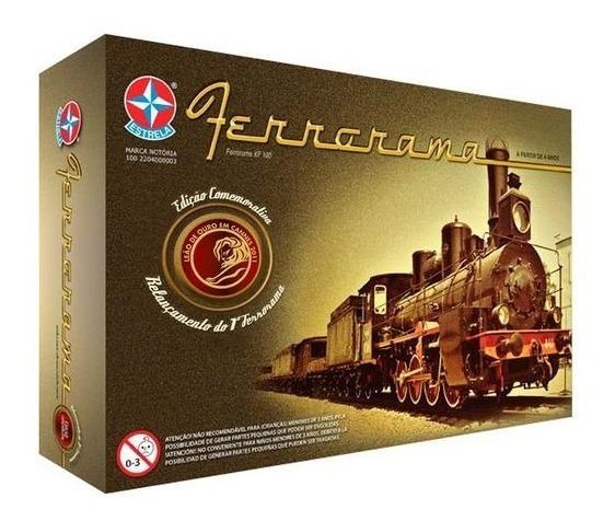 Ferrorama Trem Xp 100 - Estrela Original