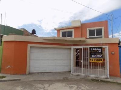 Casa En Venta Fracc Valle Del Mezquital Durango