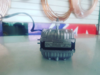 Motor Venca Para Condensador De 10w / 1500 Rpm