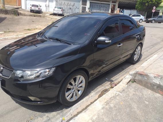 Kia Cerato 1.6 Sx Aut. 4p 2010