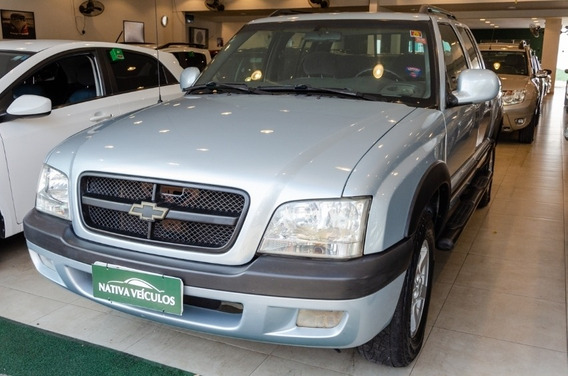 Chevrolet S10 2.4 Advantage Gnv