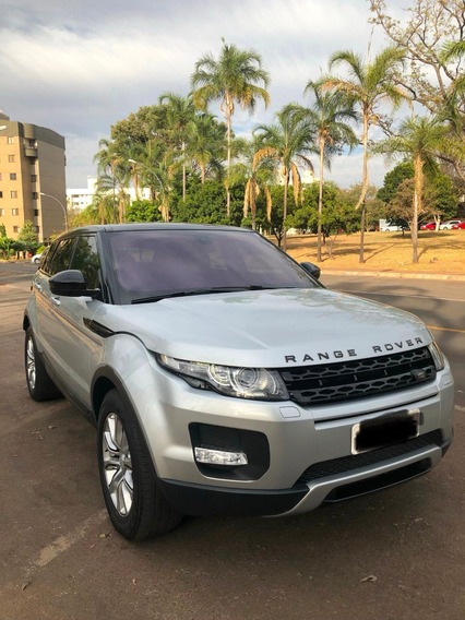 Land Rover Range Rover Evoque Pure Tech 4x4awd 16v