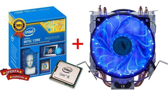 Processador Core I5 4570 3.6ghz Lga1150 + Cooler C/ Garantia