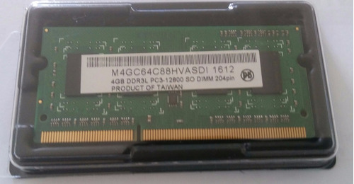 Imagem 1 de 1 de Memoria 4gb Ram Notebook Lenovo G40 G40-70