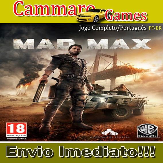 Mad Max V1.0.3.0 + Todos Dlc