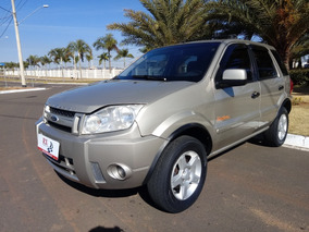 Ford Ecosport Xlt Freestyle 1.6 Flex Cinza 2008