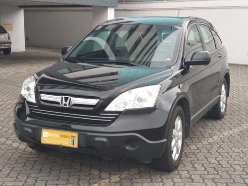 Honda Cr-v Lx 2009 Automática Blindado