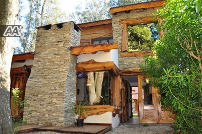 Excelentes!! Casas Estilo Cabañas. Piscina Climatizada Los Días Frescos. M132l2
