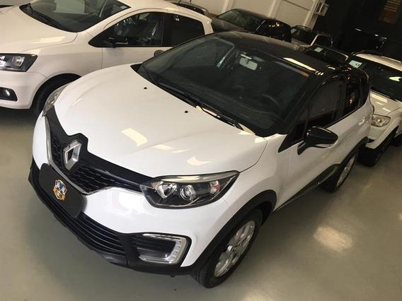 Renault Captur Life 1.6 16v Sce X-tronic Flex Automático
