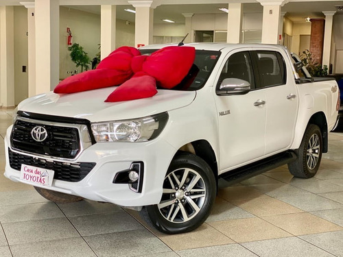 Toyota Hilux Srv 2019 2.8 4x4 Cd 16v Diesel Aut.