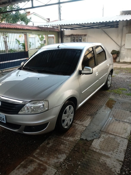 Renault Logan 1.6 Expression Hi-power 4p 2013
