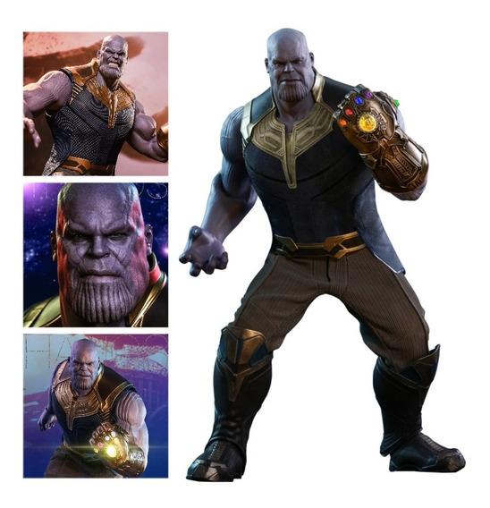 Hot Toys Thanos Guerra Infinita Infinity War Pronta Entrega