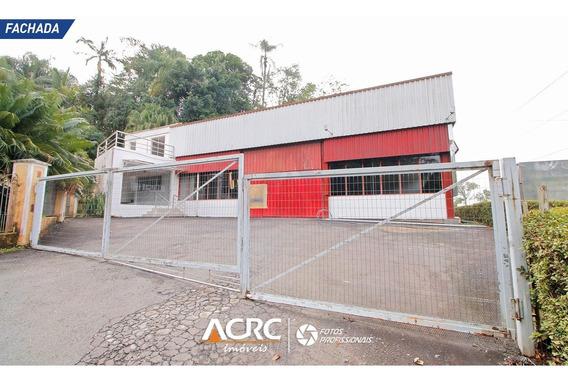 Acrc Imóveis - Galpão Comercial Para Locação No Bairro Do Salto - Gl00196 - 68166477