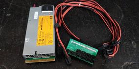 Fonte Proliant 750w Com Adaptador Para Mineração