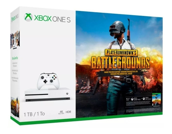 Xbox One S 1tb Bundle Battlegrounds Pubg