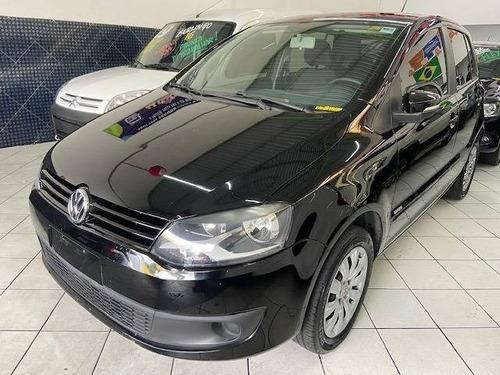 Volkswagen Fox 1.0 Mi 8v Flex 2014 Completo!