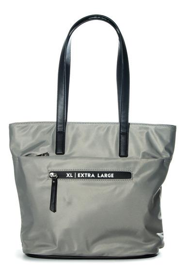 Cartera Tote Xl Extra Large Jazmin Primavera Verano 2019-20