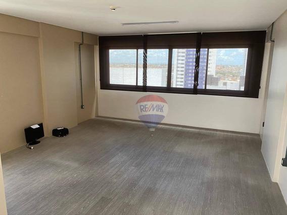 Sala Para Alugar, 30 M² Por R$ 1.400/mês - Casa Amarela - Recife/pe - Sa0128