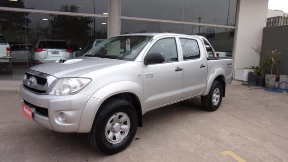 Toyota Hilux 4x4 Cd Sr 3.0 Tdi 2011