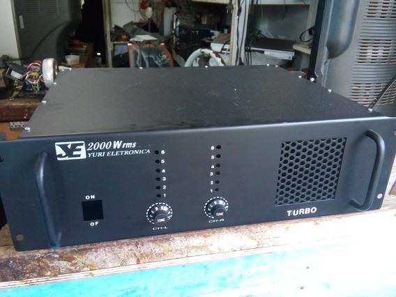 Gabinete P/ Amplificador De Potencia Vazio Perssonalizado