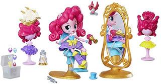Set Salón Belleza Equestrian Girls Pinkie Pie Switch A Do My
