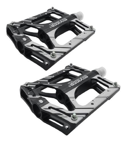 Pedal Plataforma Alumínio Calypso Rolamentos Selados Mixieer