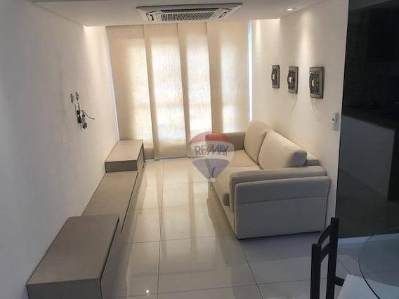 Lindo Apartamento Mobiliado Na Estrada Do Encanamento - Ap1255