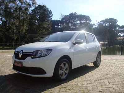 Renault Sandero 1.6 Expression Hi-power 5p