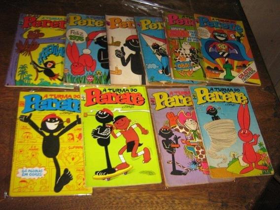 A Turma Do Pererê Nºs 1 A 10 Ano:1975 Completa Editora Abril
