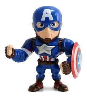 Captain America Civil War Metals Die Cast Jada Toys