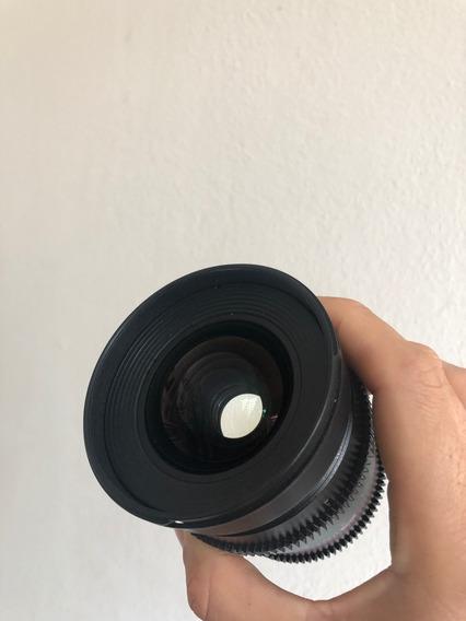 Lente Objetiva Rokinon 24mm 1.5
